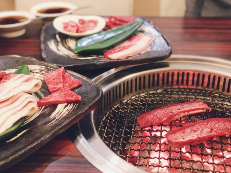 貴一郎健康燒肉,台南和牛燒肉推薦!平價和牛套餐,備長碳無煙烤肉 7
