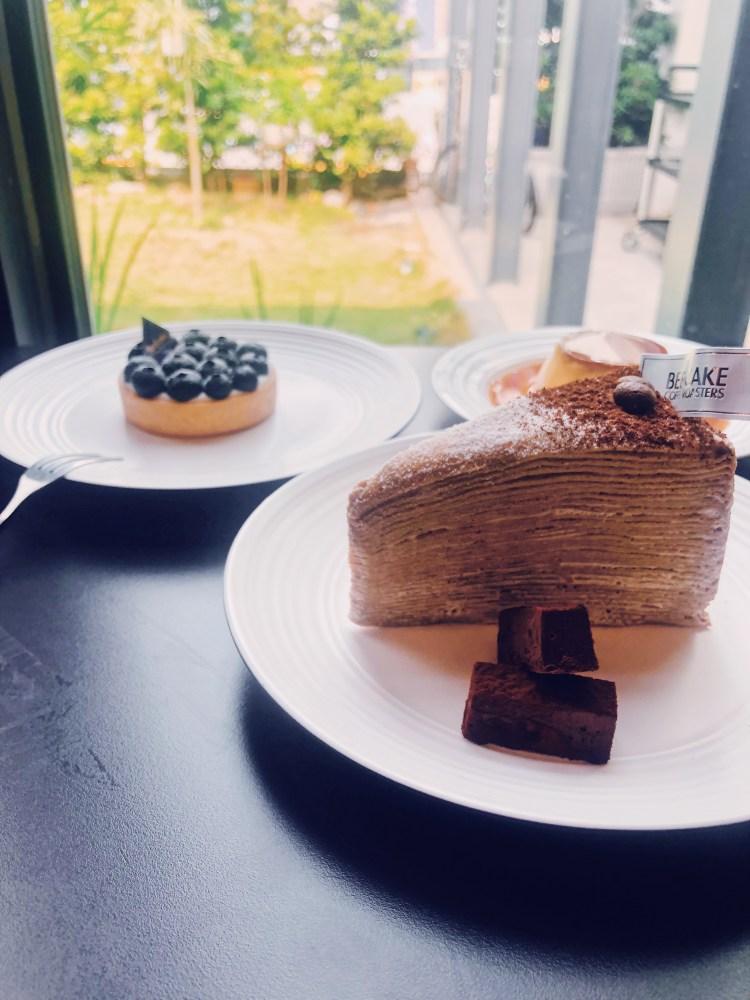 猛男咖啡,台南安平必吃早午餐下午茶餐廳,咖啡千層假日限定!甜點控必來! 5
