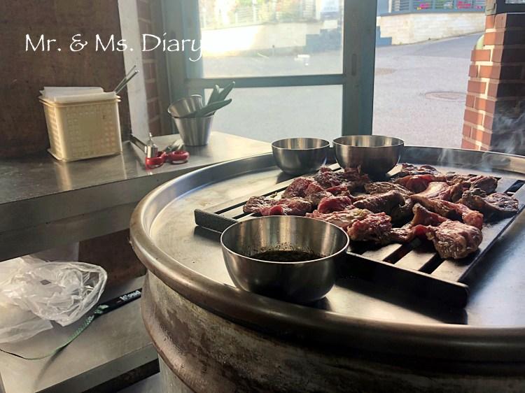 四天三夜首爾行程規劃,穿著美麗韓服逛昌德宮後苑,到新村吃超有名站著吃烤肉! 7