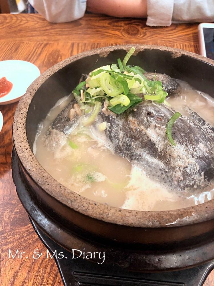 四天三夜首爾行程規劃,穿著美麗韓服逛昌德宮後苑,到新村吃超有名站著吃烤肉! 27