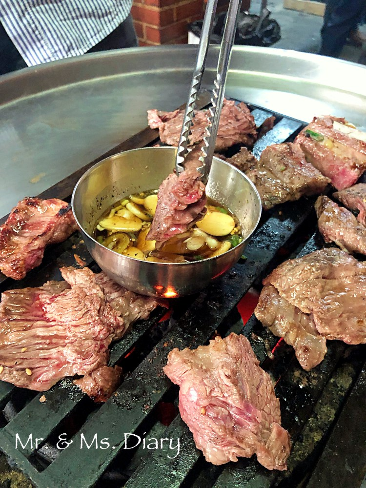 四天三夜首爾行程規劃,穿著美麗和服逛昌德宮後苑,到新村吃超有名站著吃烤肉!