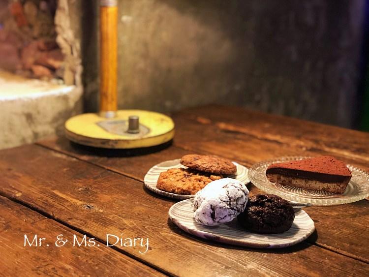 Ho-Yo Cookies,台南不可錯過的深夜甜點店!香濃巧克力塔配上酥脆手工餅乾