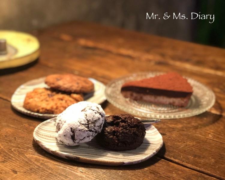 Ho-Yo Cookies,台南不可錯過的深夜甜點店!香濃巧克力塔配上酥脆手工餅乾 6