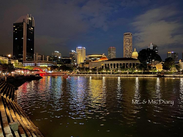 新加坡 City Hall 一日遊!國家美術館、聖安德烈座堂,日落到克拉碼頭看夜景 27