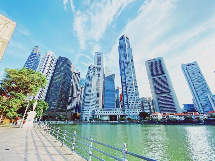 新加坡 City Hall 一日遊!國家美術館、聖安德烈座堂,日落到克拉碼頭看夜景 2