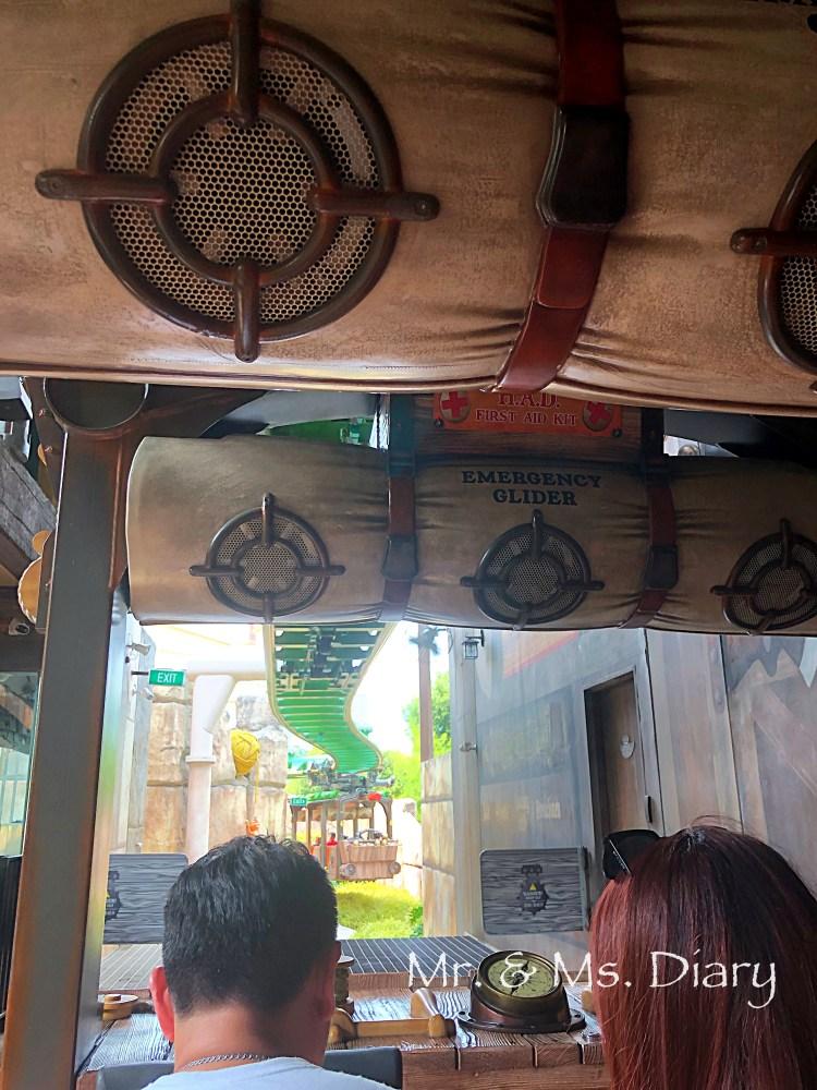 新加坡環球影城不用快速通關也能秒進!?半天無限暢玩玩法告訴你! 17