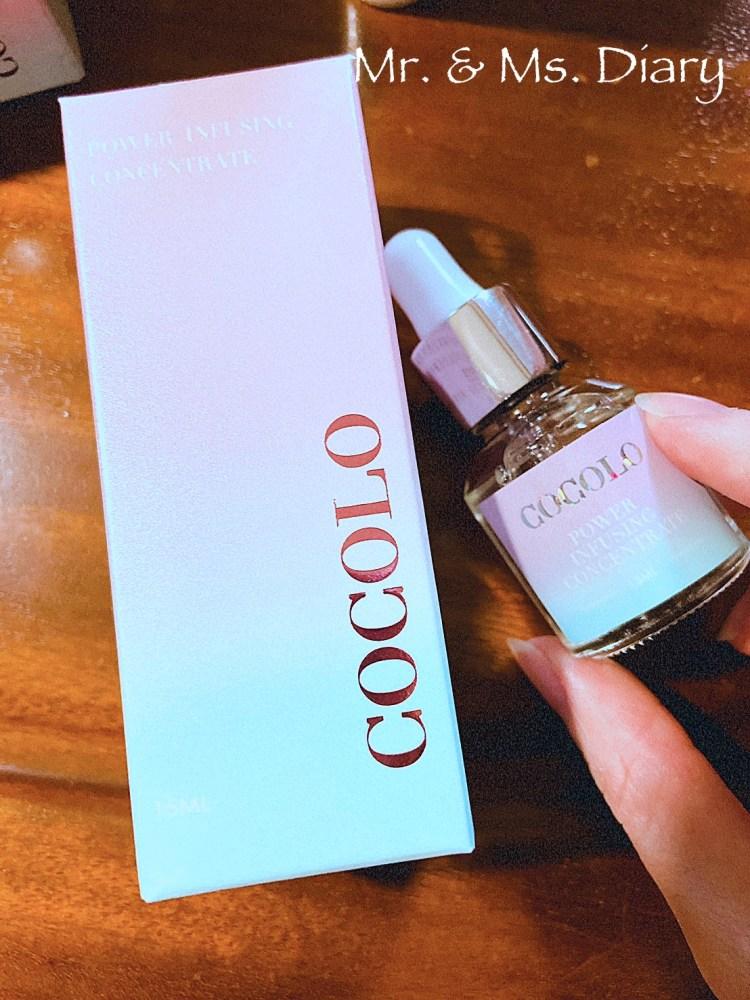 COCOLO 童顏系列保養品,要讓你看起來永遠都逆齡 3