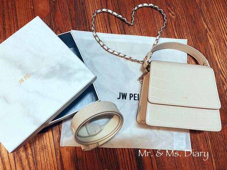 Friday By Jw Pei,純素高CP值手袋,好看又環保