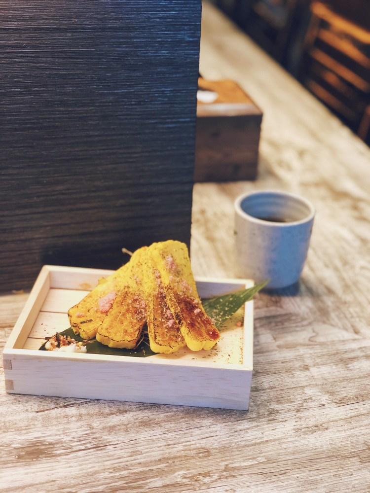 台中逢甲必吃日本料理!稻鮨板前吞食,僅有十一席吧台座位,晚來就要排隊QQ 1