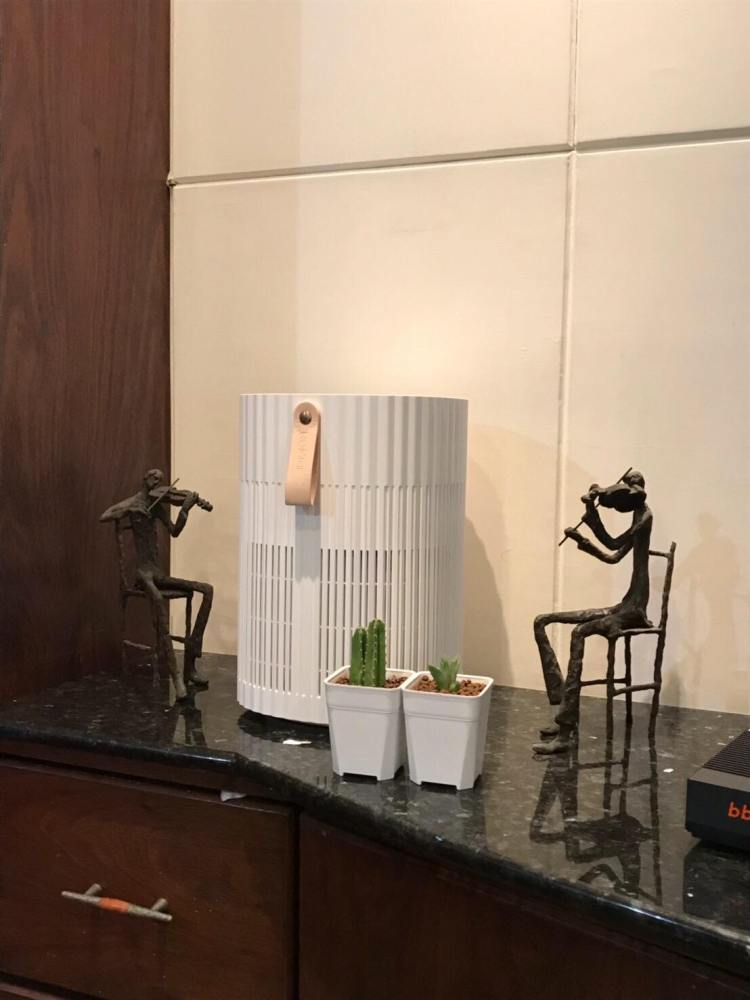 Roommi 空氣清淨機開箱!專為大坪數設計的質感漂亮家居品 3