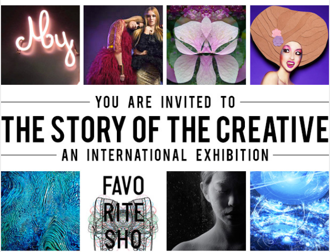 Come see my work along with many others on July,25 in NYC.