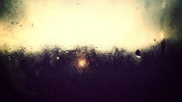 Sun Rise with fog