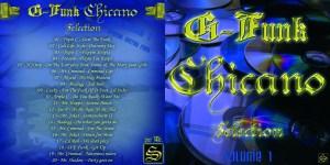 Cover - G-Funk Chicano Vol 1