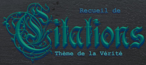 Recueil_Citations_Verite