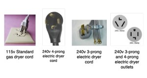 Is Your Dryer Gas or Electric? — Debbie's Blog