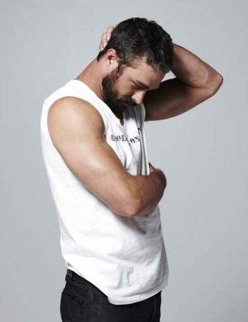Taylor Kinney for Bullett Magazine
