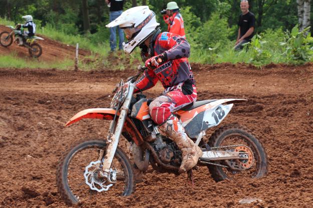 MSR 85 Junior Tagessieg für Siljan Tim Grohmann #281
