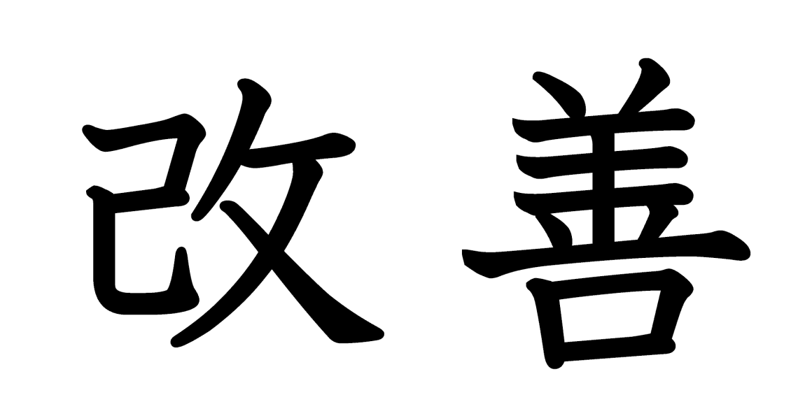 kaizen palabra