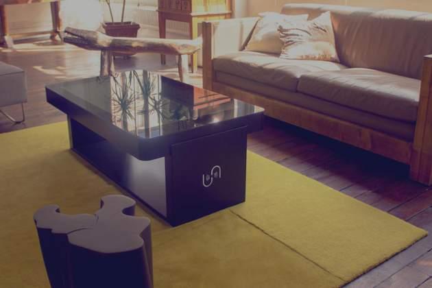 ¡Las mesas interactivas ya están aquí!