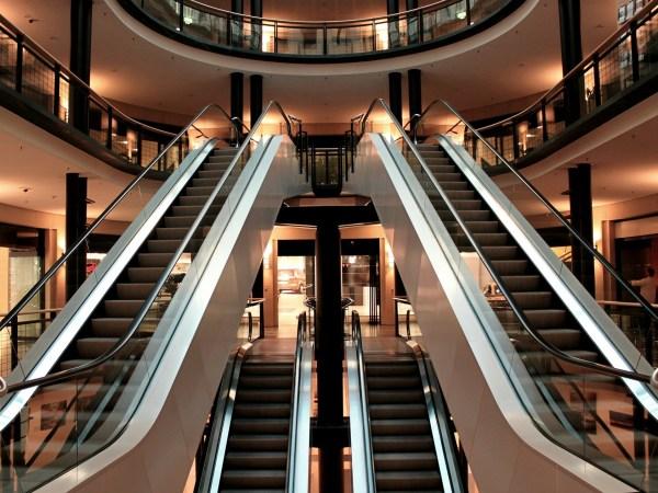 Crisis de los centros comerciales y el cambio permanente.