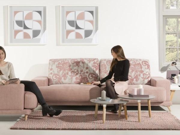 Colección de sofás Daytona de Gamamobel