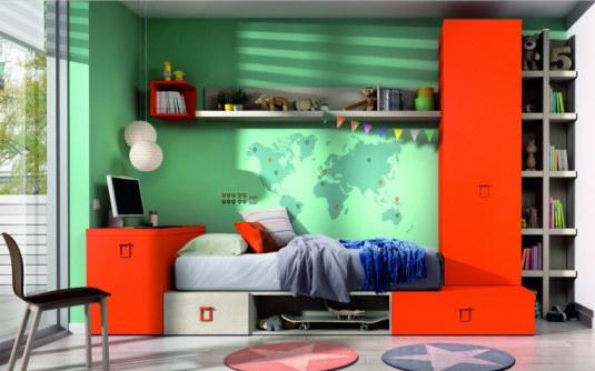 Dormitorio Parabellum 3