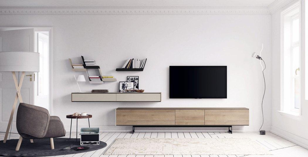 muebles television lagrama