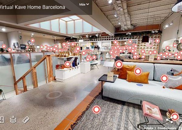 ¿La única tienda física de muebles abierta en España durante el estado de Alarma?