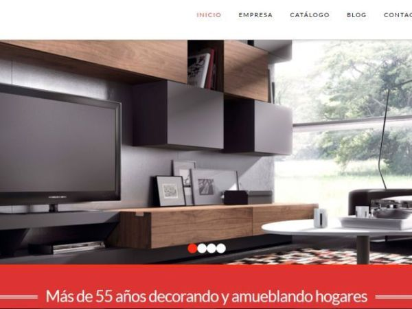 MUEBLES LARA. Nueva Web y nuevos tiempos para seguir siendo la mejor opción en Valencia.