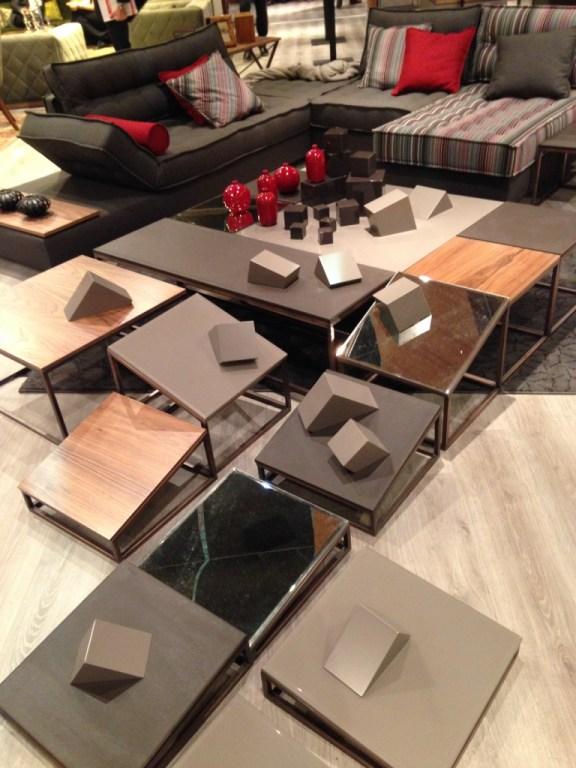 Feria de muebles ISMOB en Estambul. Fotos e impresiones.