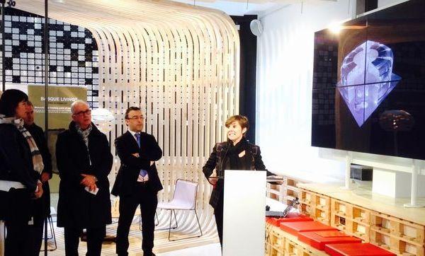 Habrá un stand de empresas vascas para la Feria de Milán 2015.