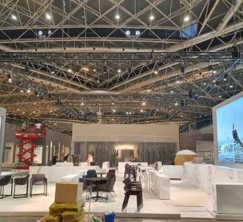 La Feria Internacional del mueble se pone en marcha. Una edición que marca un antes y un después.
