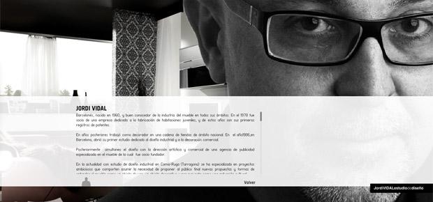 Opiniones de un diseñador, Jordi Vidal en Mueblipedia.