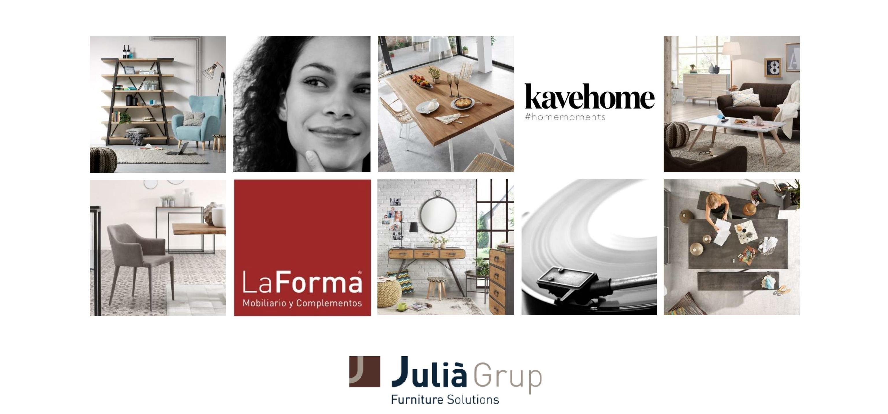 KAVE HOME llega a España de la mano de Juliá Grup.