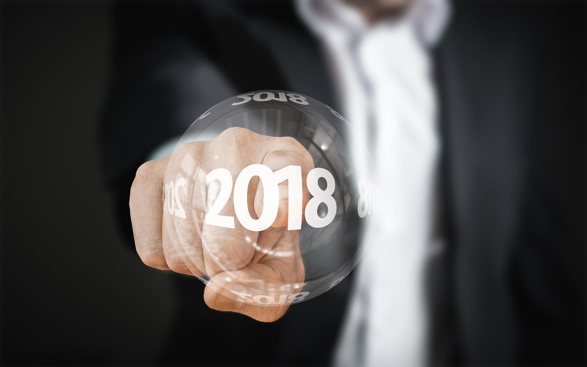 2018, un año con mucho significado.
