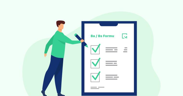 Ba/Bs Formları
