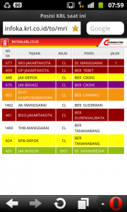 INFO KA REAL TIME Manggarai