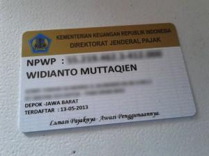 Kartu-NPWP
