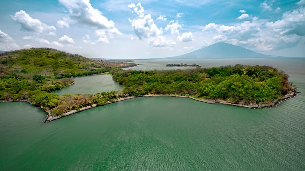 Lago Nicarágua - Viajar para América Central