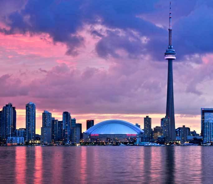 Canadá é eleito o melhor destino de 2017