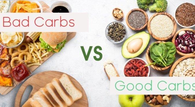 Good carbs versus bad carbs