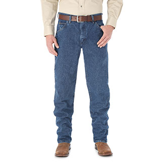 Regular Fit Wrangler Cool Vantage Cowboy Cut Jeans