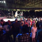 Rodeo All Star Weekend featured a concert by Thompson Square