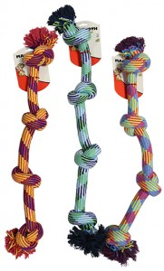 Toys for Lab - Knotted Rope