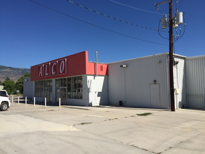 Former Alco will become Murdoch's new store in Salmon