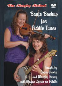 Banjo Backup for Fiddle Tunes