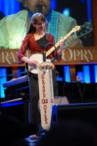 Casey Henry on the Grand Ole Opry