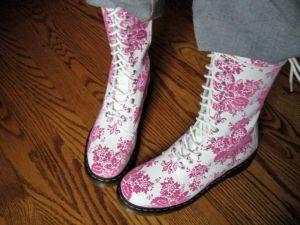 Pink Flowerdy Docs