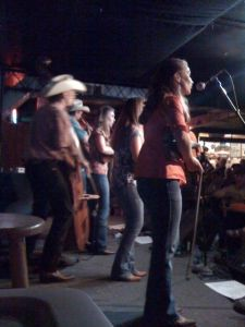 Quebe Sisters at the Station Inn