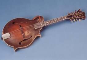 Randy Wood Mandolin #1
